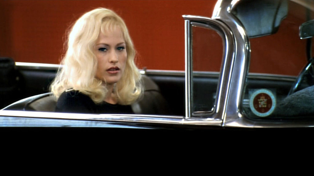 Patricia Arquette Lost Highway Zagubiona autostrada David Lynch Recenzja